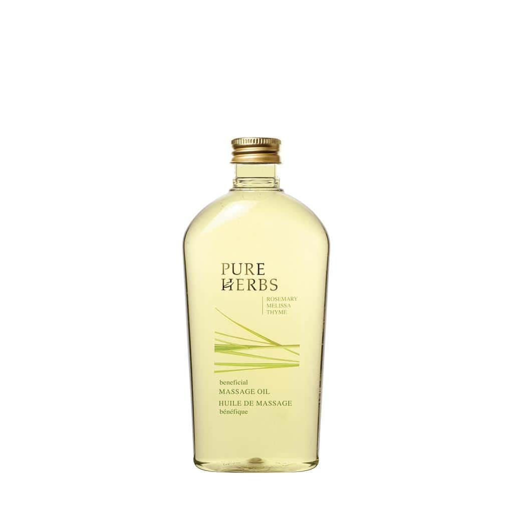 PURE HERBS - Massage Oil, 250 ml