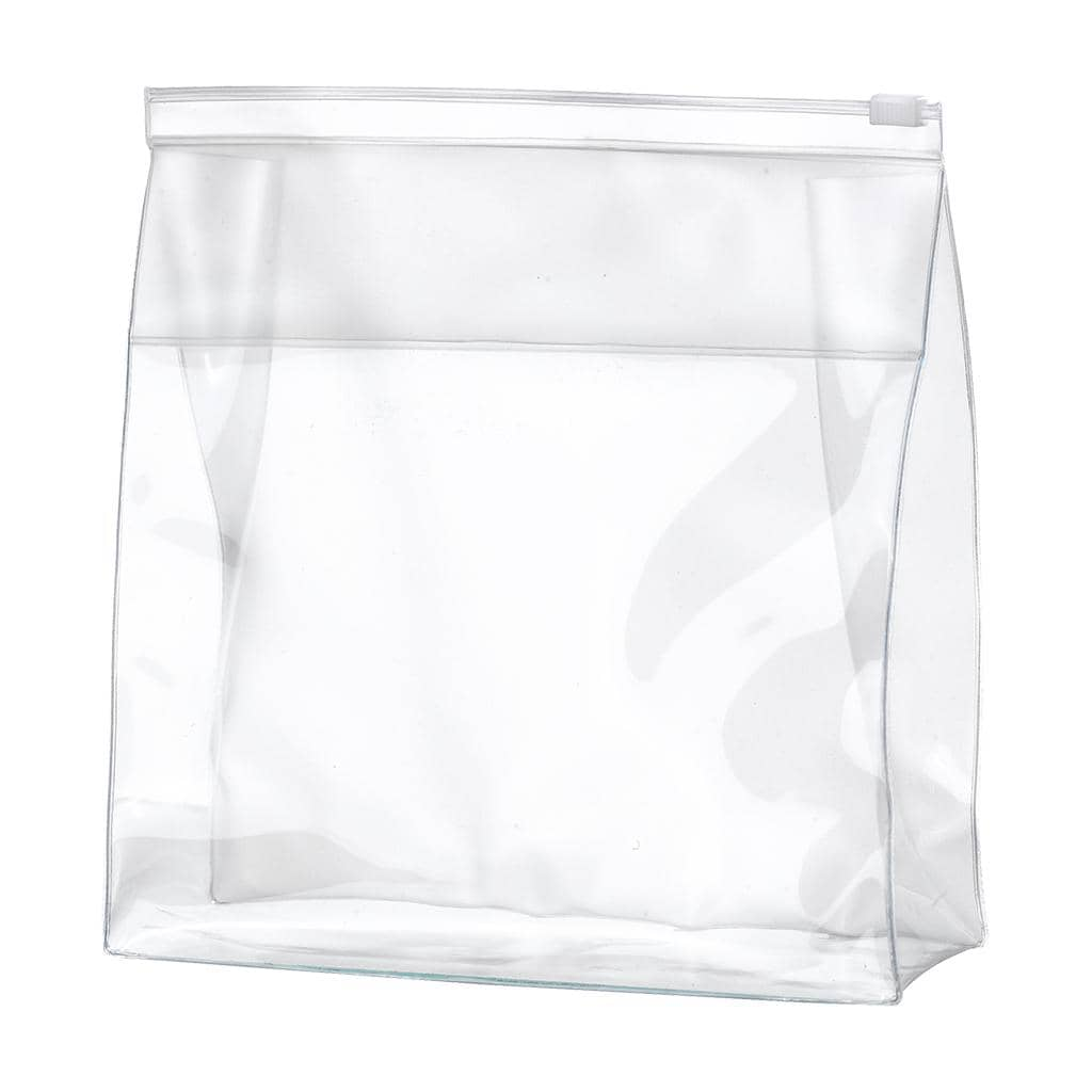 Travel Cosmetic Pouch, Transparent