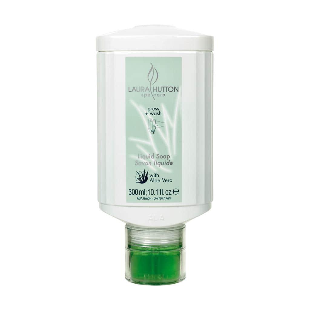 Laura Hutton Spa Care - Fl?ssigseife, 300 ml - press+ wash