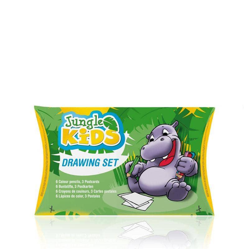 Jungle Kids - Malset