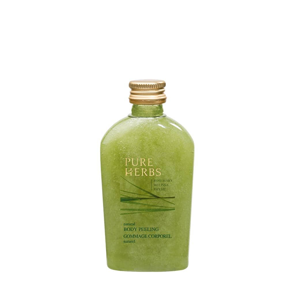PURE HERBS - Duschpeeling, 60 ml