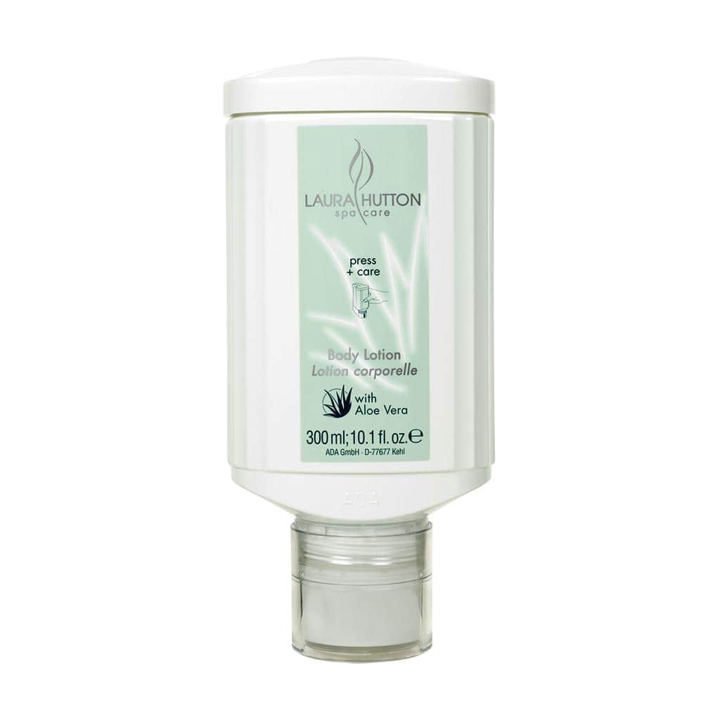 Laura Hutton Spa Care - Körperlotion, 300 ml - press+ wash