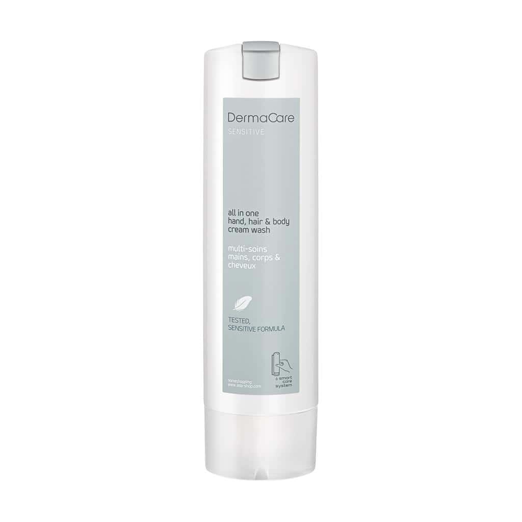 DermaCare SENSITIVE - Haar- und Körperseife, 300 ml - Smart Care