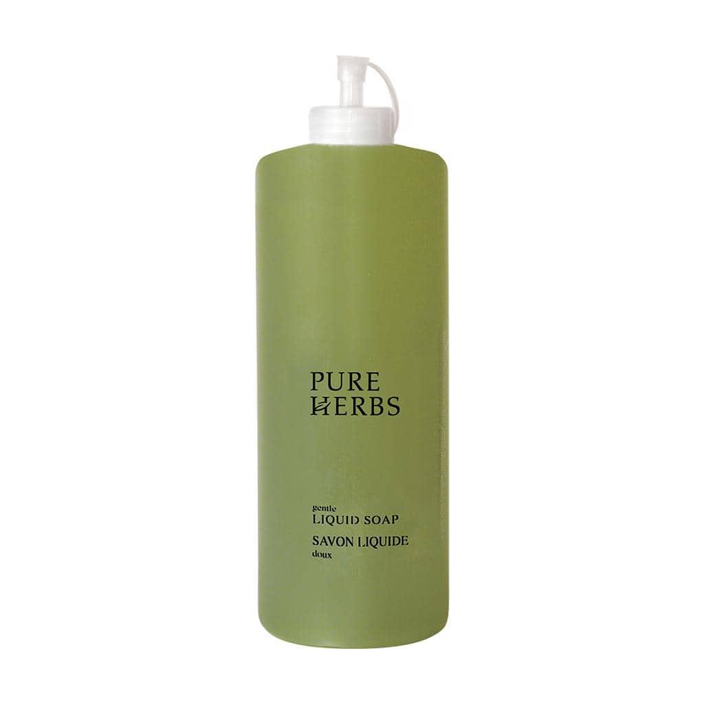 PURE HERBS - Flüssigseife, 1 Liter