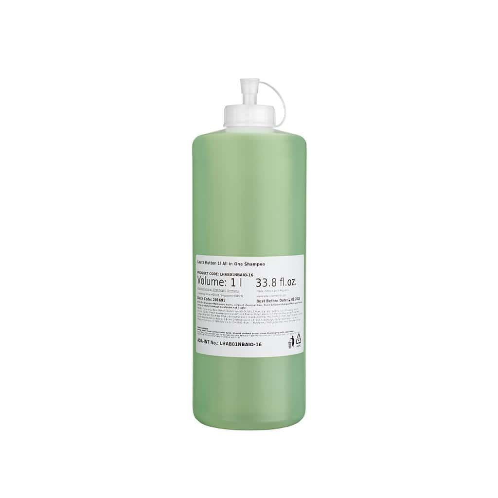Laura Hutton Spa Care - Hair And Body Shampoo, 1 Liter