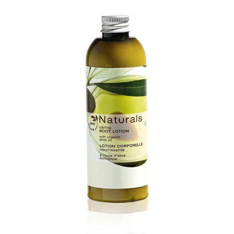 Naturals - Pflegende Bodylotion mit Bio-Olivenöl, 150 ml