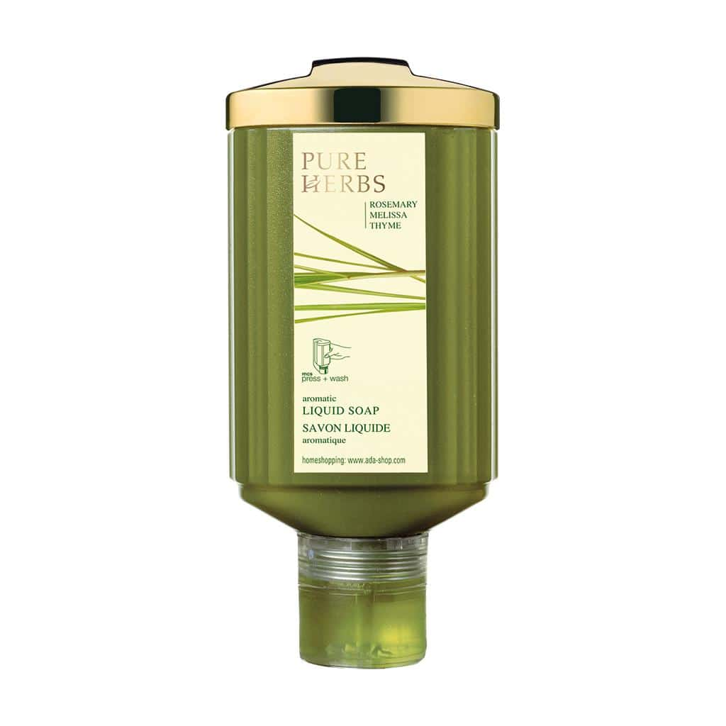 PURE HERBS - Flüssigseife, 300 ml - press+ wash