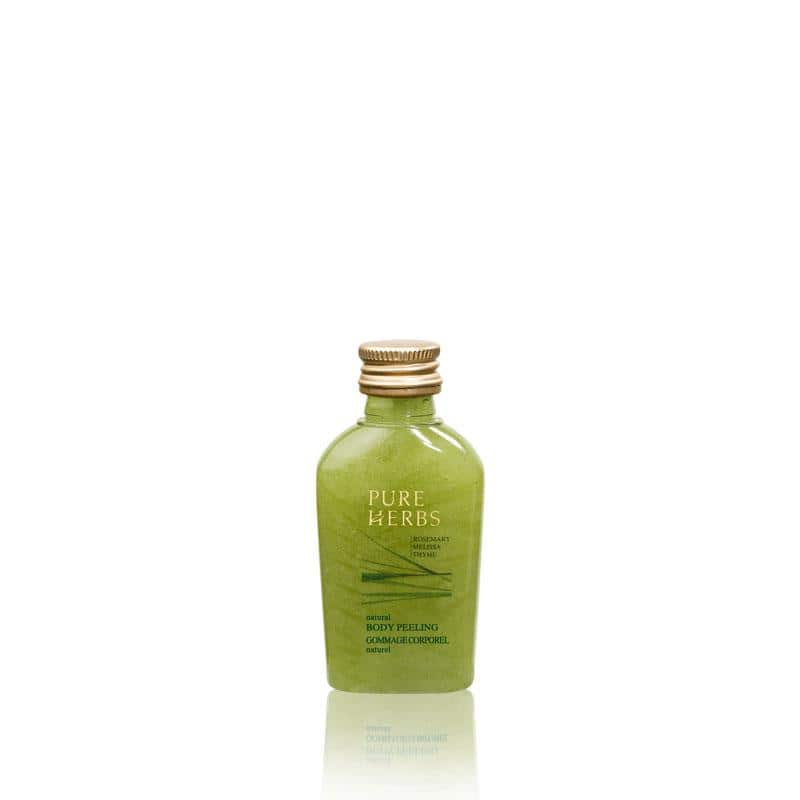 PURE HERBS - Duschpeeling, 35 ml