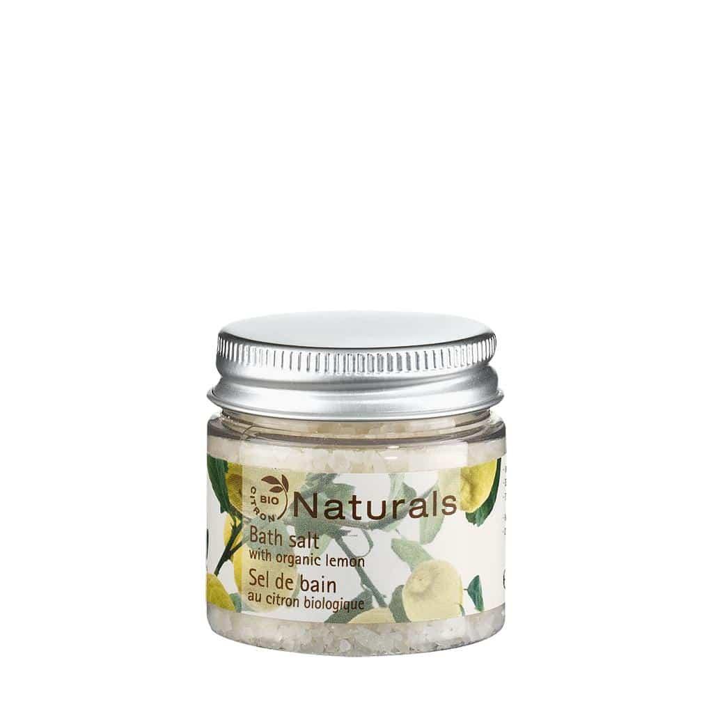 Naturals - Badesalz im Tiegel, 50 g