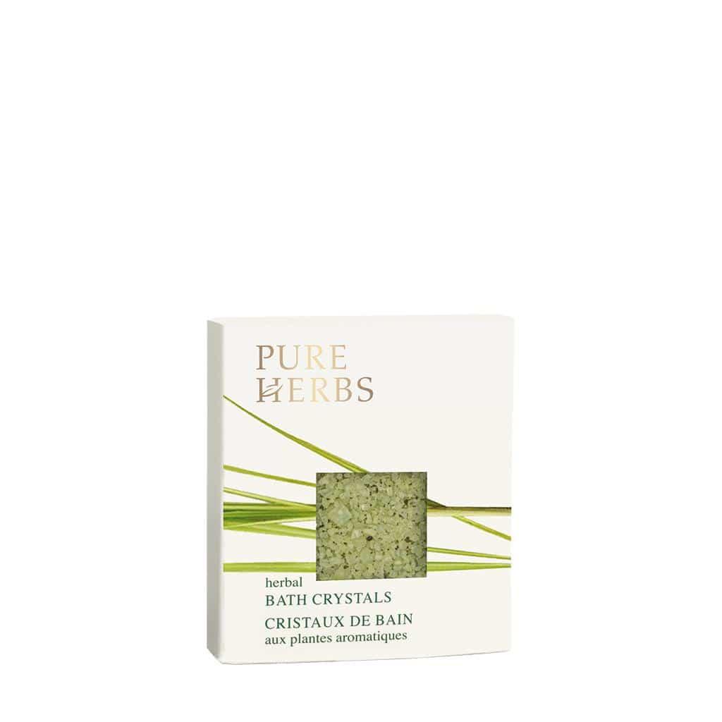 PURE HERBS - Badesalz, 50 g