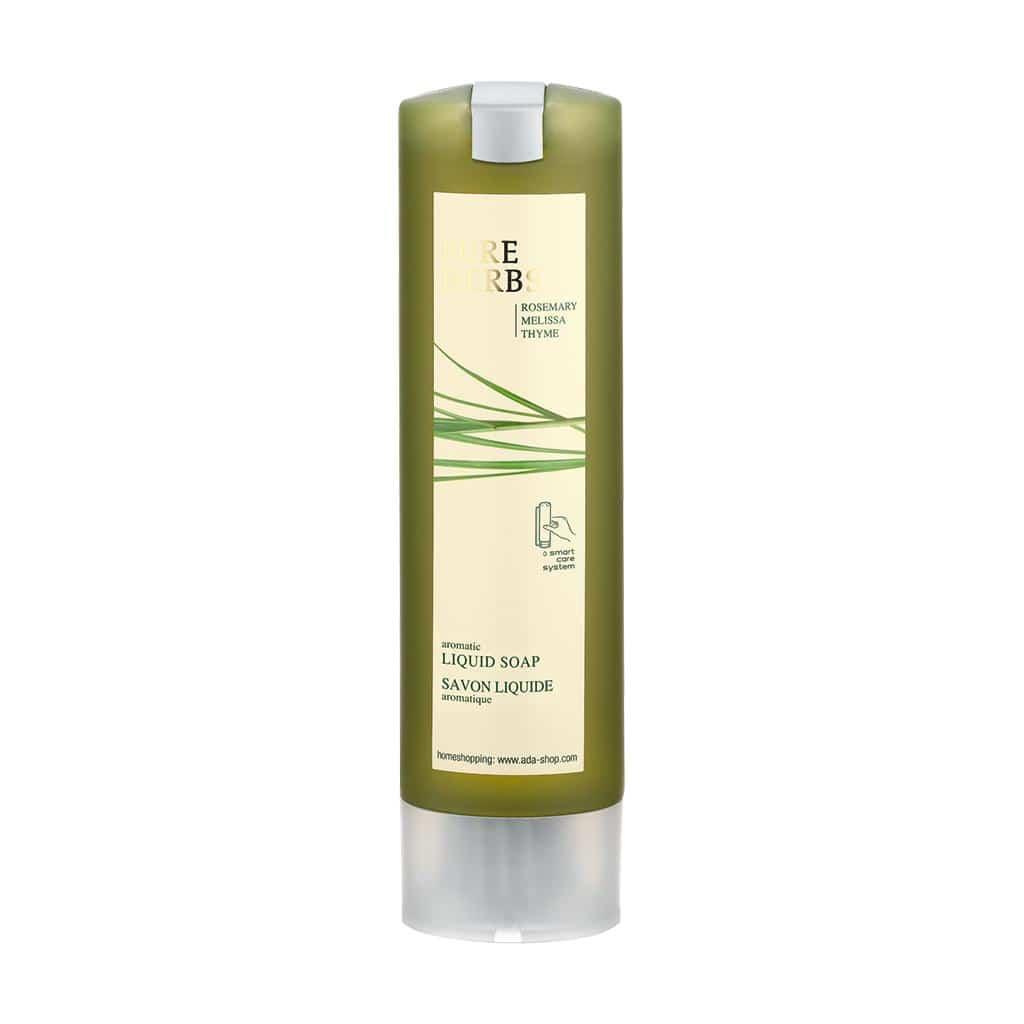 PURE HERBS - Liquid Soap, 300 ml - Smart Care