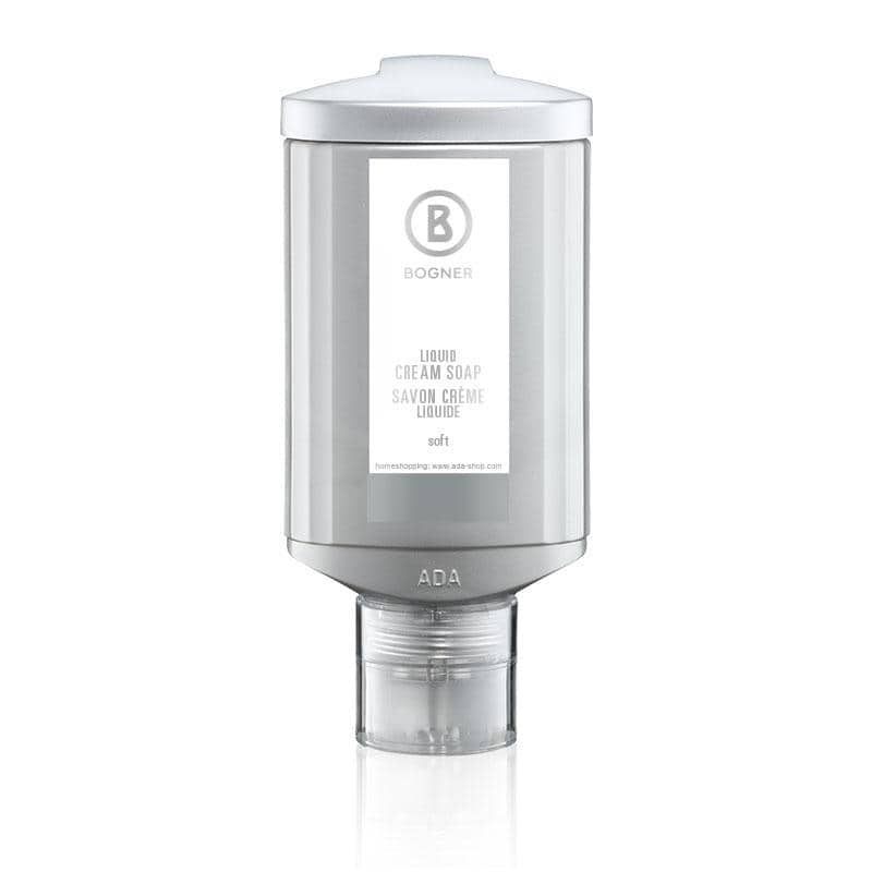 BOGNER - Liquid Cream Soap, press + wash, 300 ml