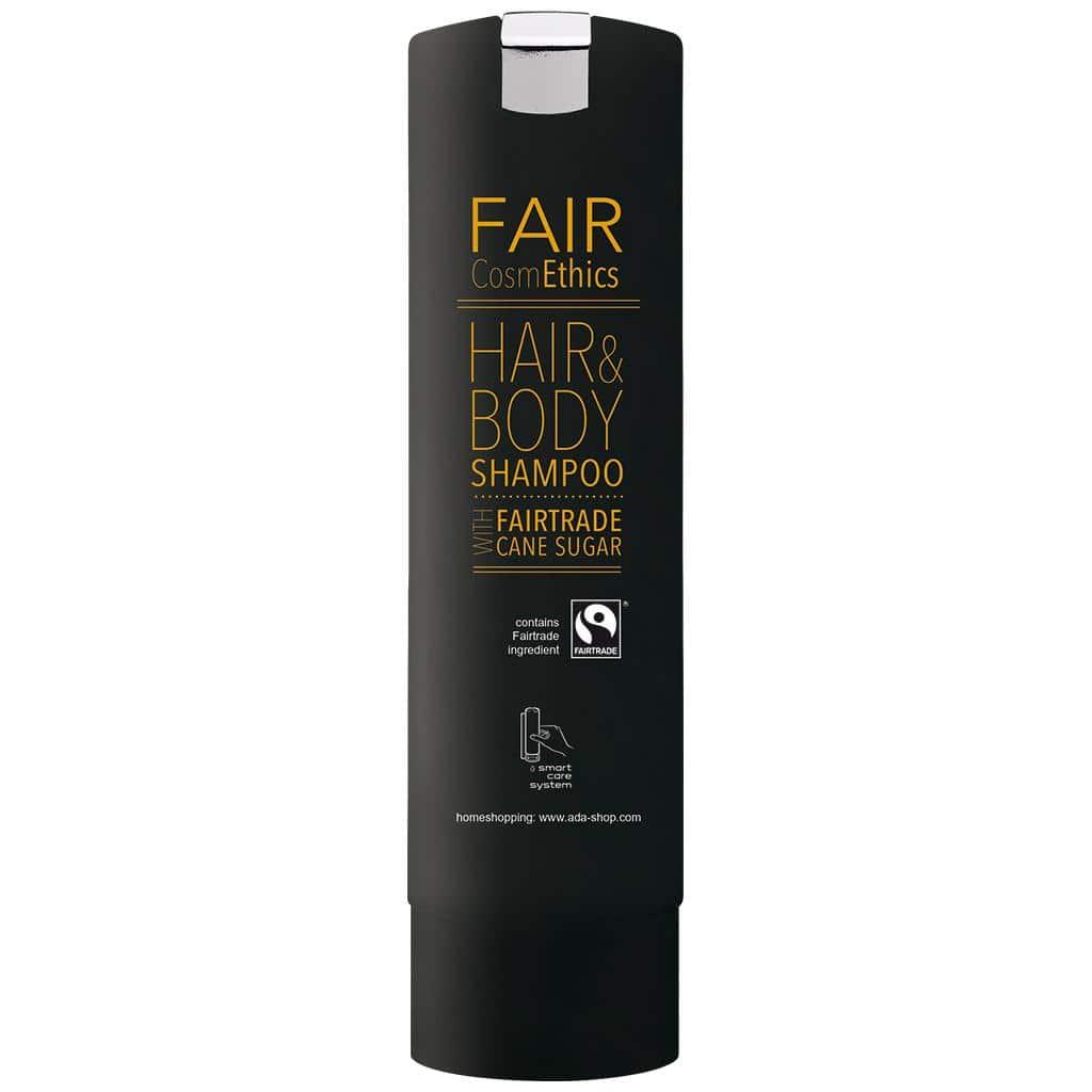 FAIR CosmEthics - Fairtrade Hair & Body Shampoo, 300 ml - Smart Care