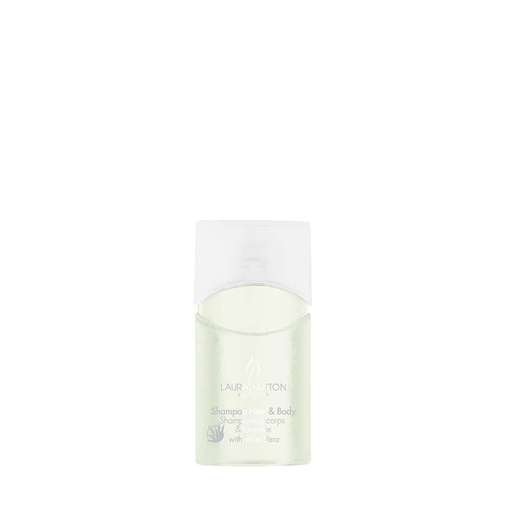 Laura Hutton Spa Care - Hair & Body Shampoo, 30 ml