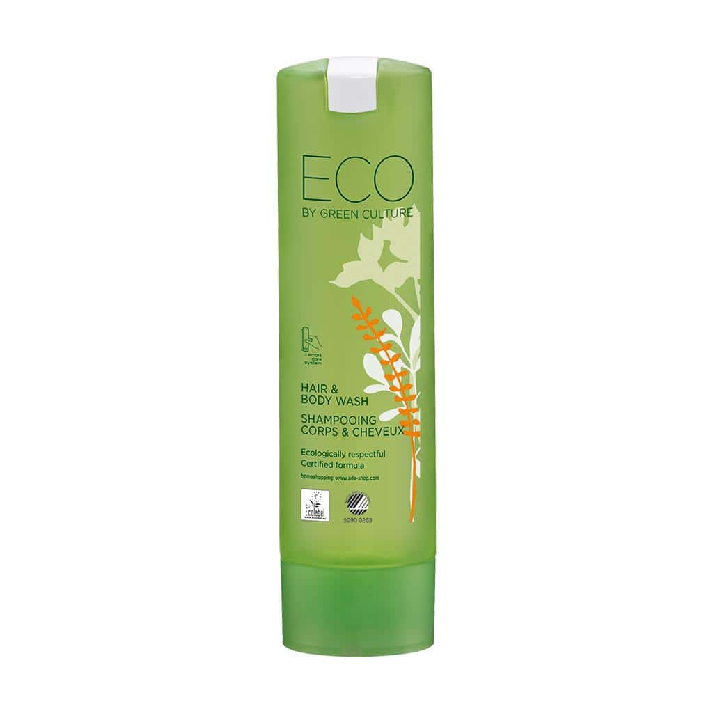 ECO by Green Culture - Hair & Body Shampoo, 300 ml - Smart Care