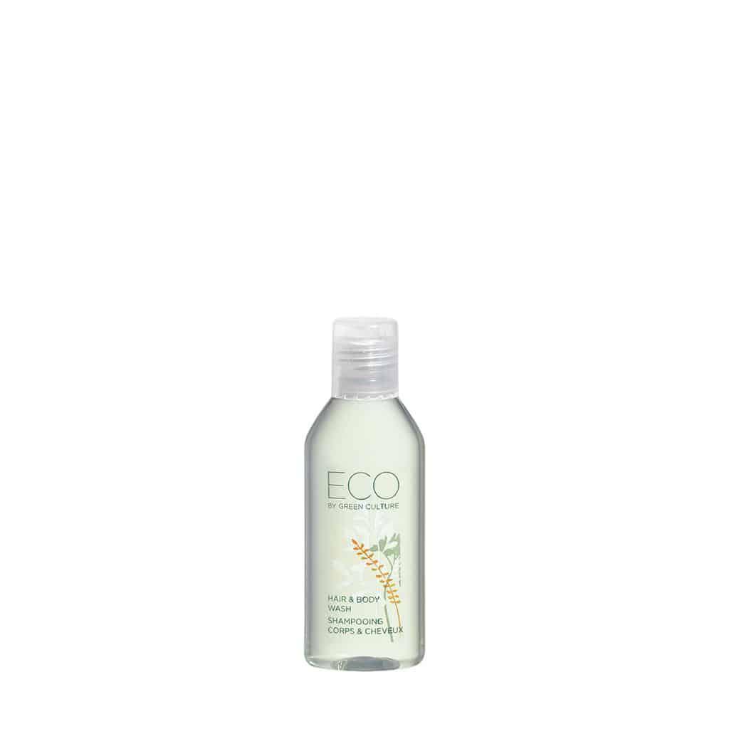 ECO by Green Culture - Hair & Body Shampoo, 30 ml