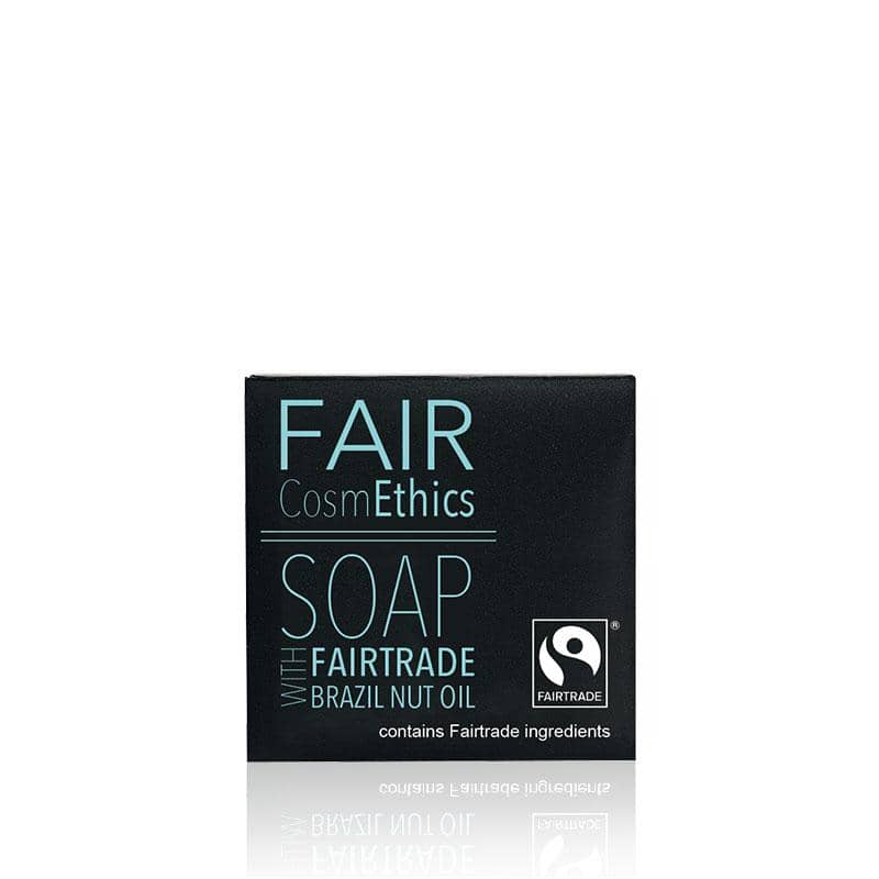 FAIR CosmEthics - Solid Soap In Paper Wrap, 25 g