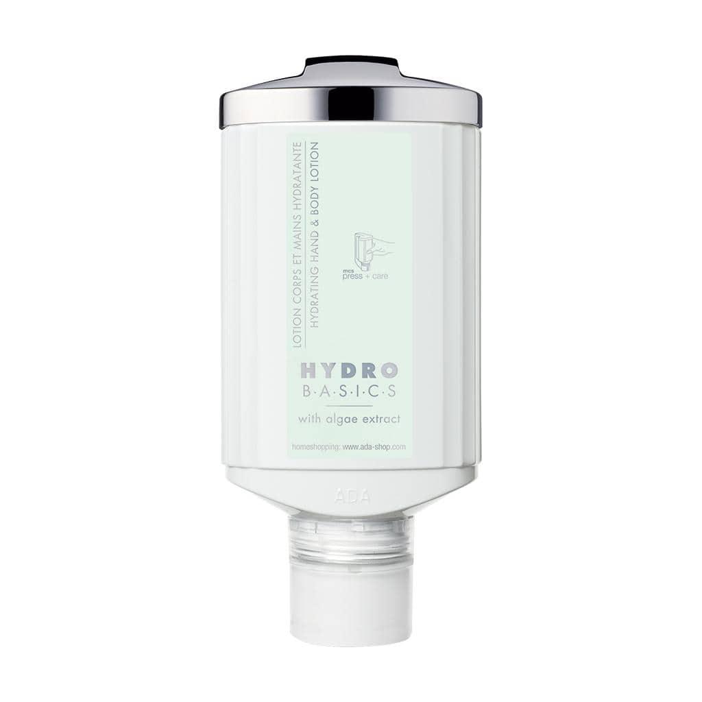 HYDRO BASICS - Hand & Body Lotion, 300 ml - press + wash