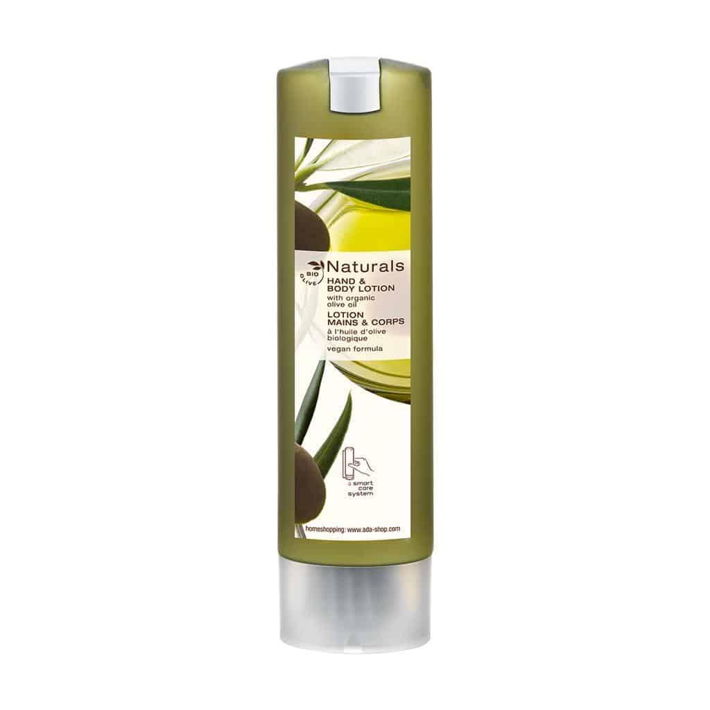 Naturals - Hand- und Bodylotion, 300 ml - Smart Care