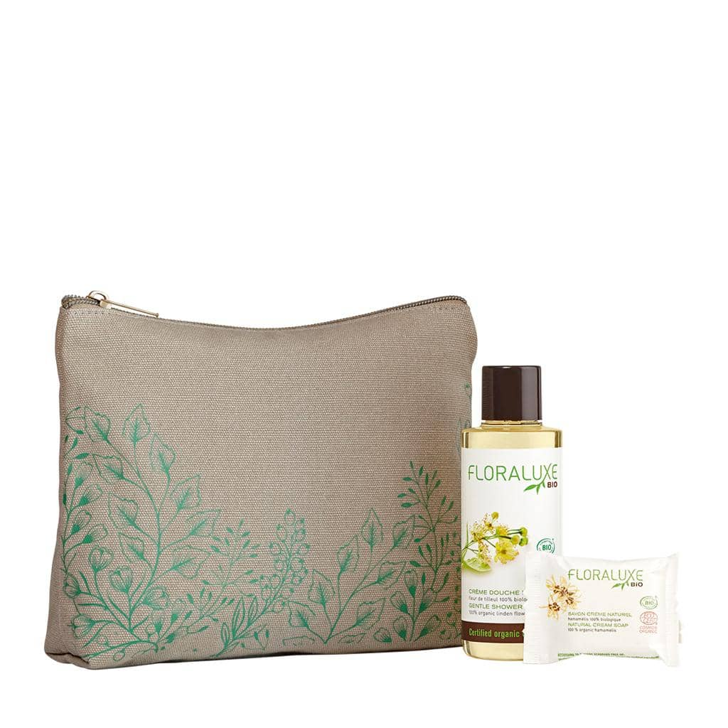 FLORALUXE - Cosmetic Pouch