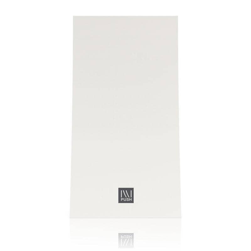 ILLI 1 - Halterung in Weiß, neutral