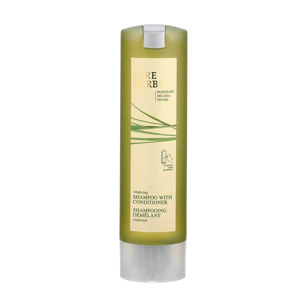 PURE HERBS - Shampoo With Conditioner, 300 ml - Smart Care