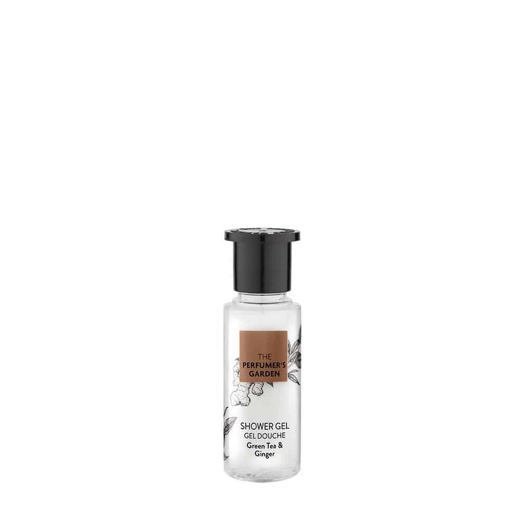 The Perfumers Garden - Bath & Shower Gel, 30 ml