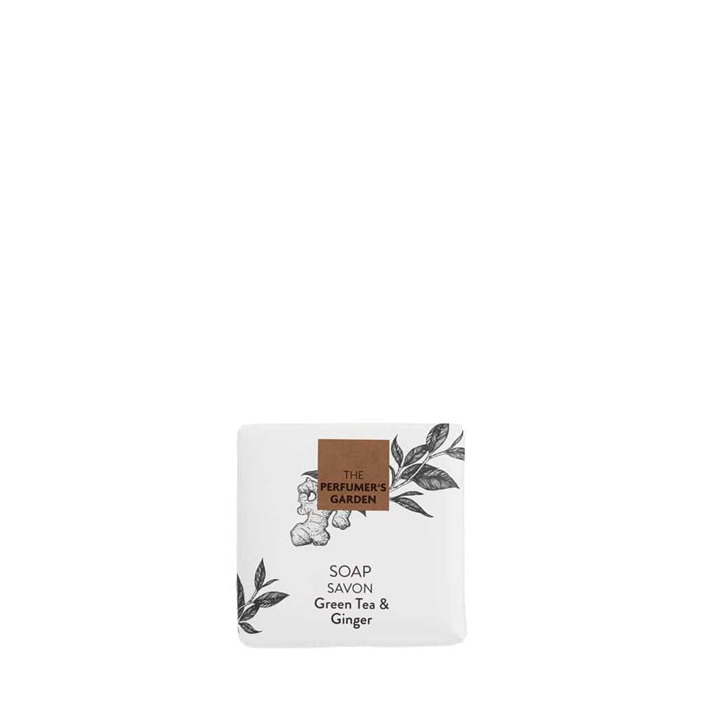 The Perfumers Garden - Solid Soap In Paper Wrap, 40 g