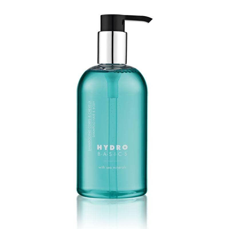 HYDRO BASICS - Hair And Body Wash In Pump Dispenser, 300ml